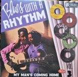 "10""/VA ✦ BLUES WITH A RHYTHM Vol.3✦Obscure 50s & 60s R&B. Limited Edition. Hear♫"